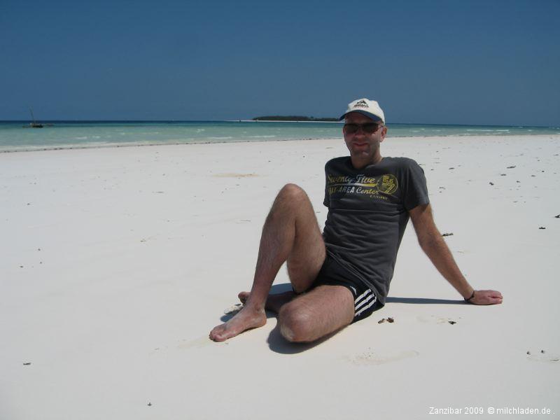 Zanzibar ich komme