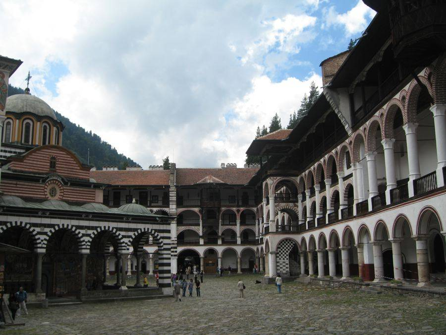 Rila Kloster | Bulgarien