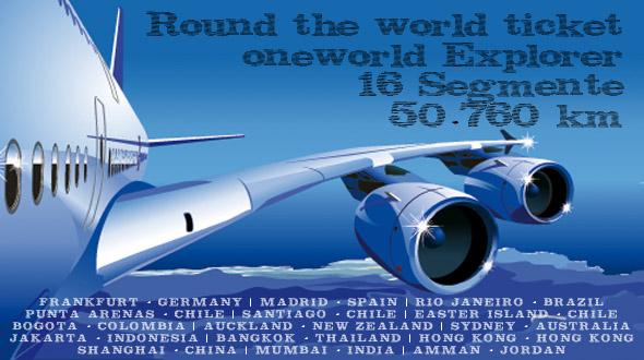 my-worldtrip-2012 projekt-2012 – Das RTW-Ticket