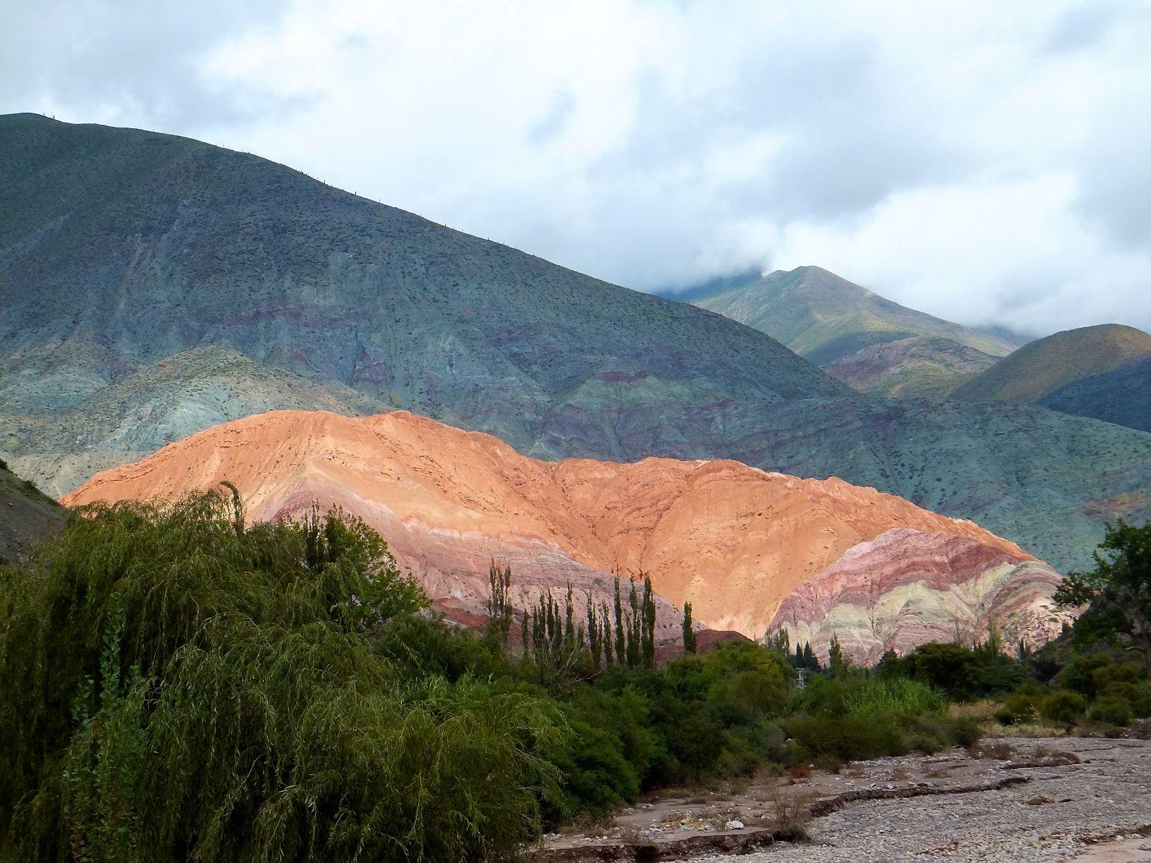 Cerro de los Colores – Purmamarca