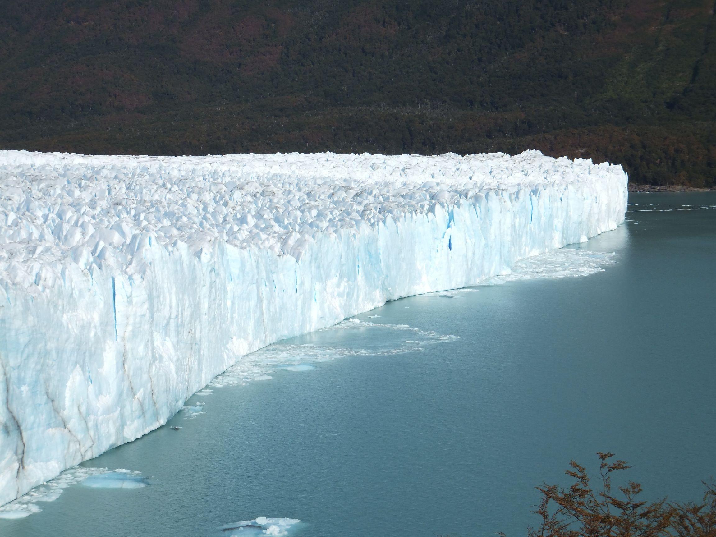 Perito Moreno Glacier - Traumhaftes Blau