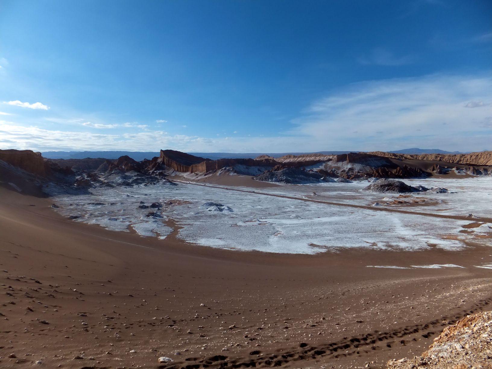 Endstation Chile: San Pedro de Atacama – oder wer fährt schon Fahrrad in der Wüste?