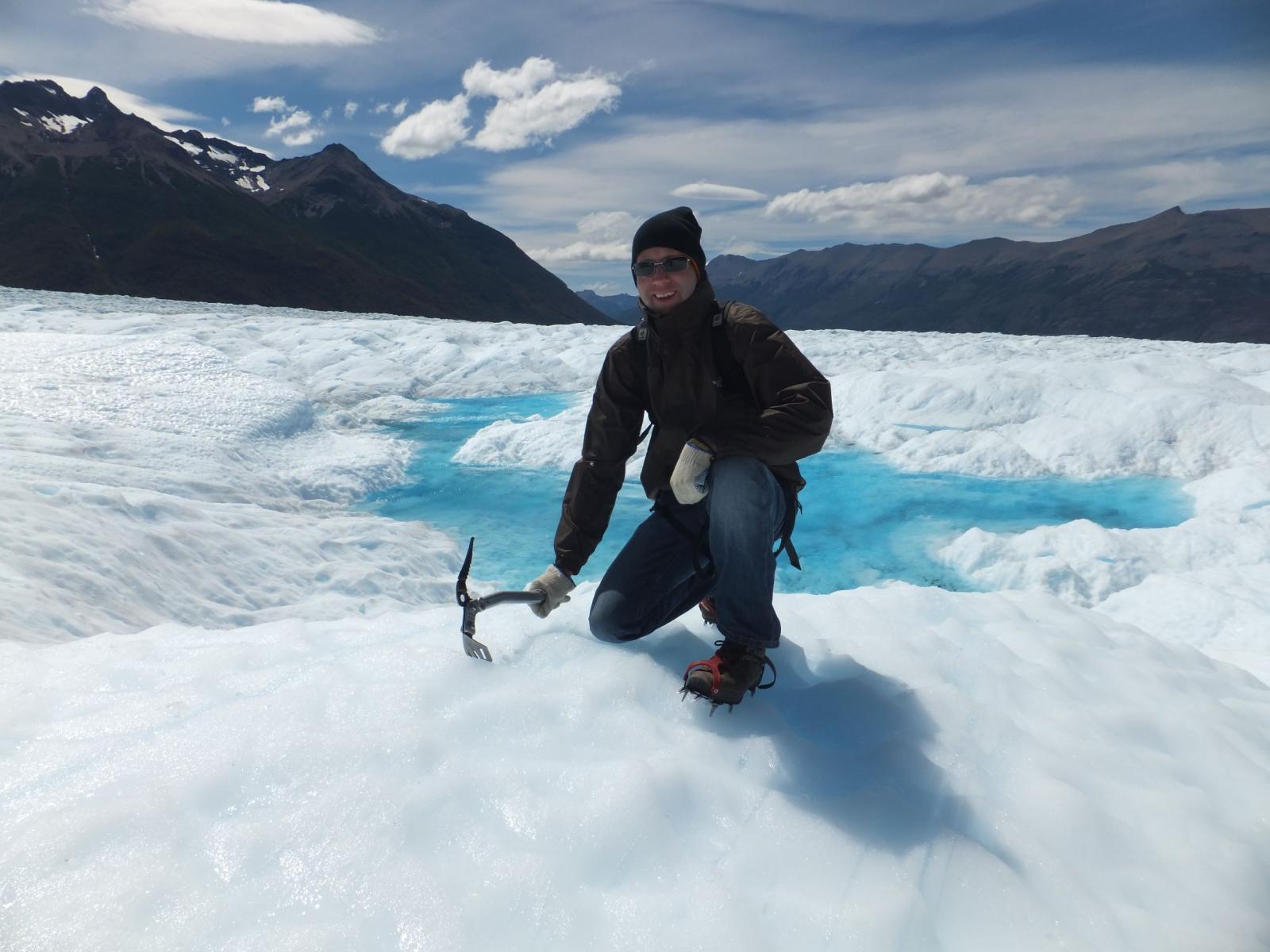 Perito Moreno Gletscher - Traumhaftes Blau