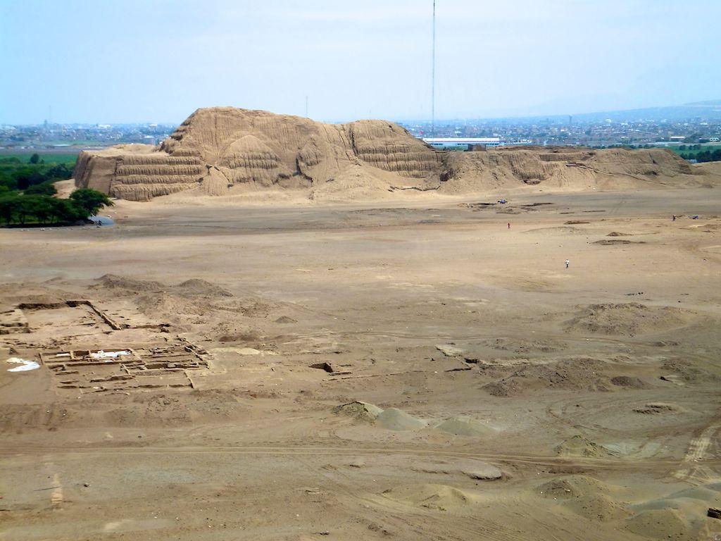Huanchaco und die Präinka-Kultur in der Umgebung