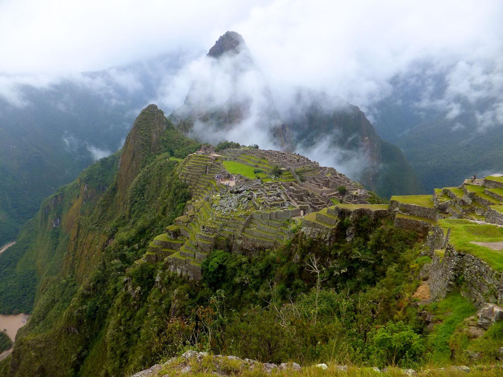 Machu Picchu – Die Inkastadt in den Wolken