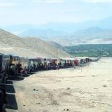 Streik in Chimbote