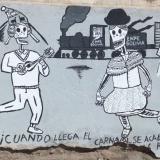 Oruro - Magen versaut