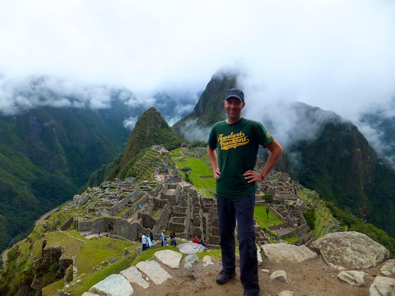 Machu Picchu – Peru