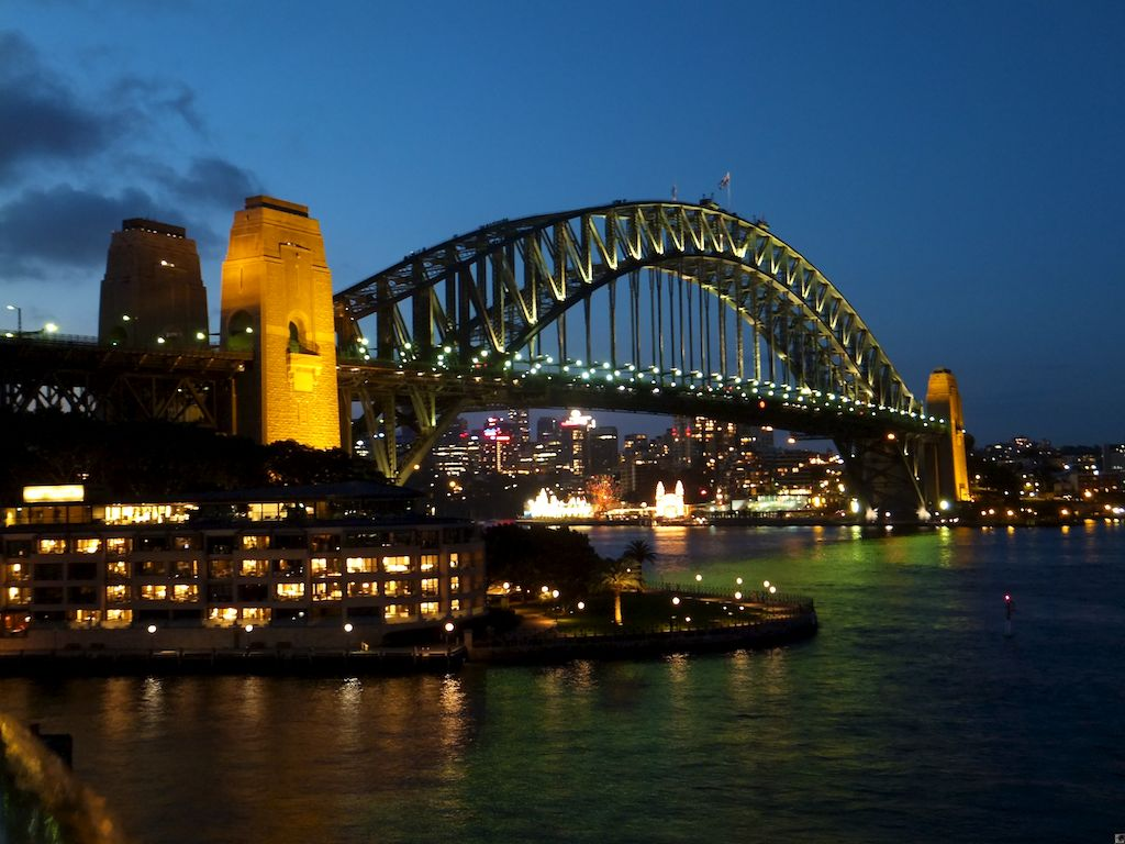 Harbour Bridge Sydney - Australien