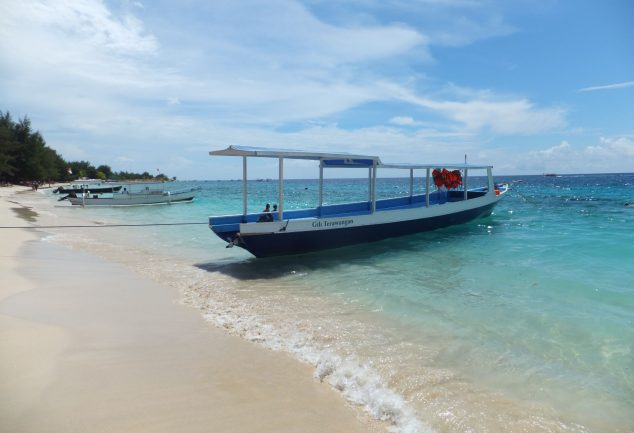 Gili Trawangan - Indonesien