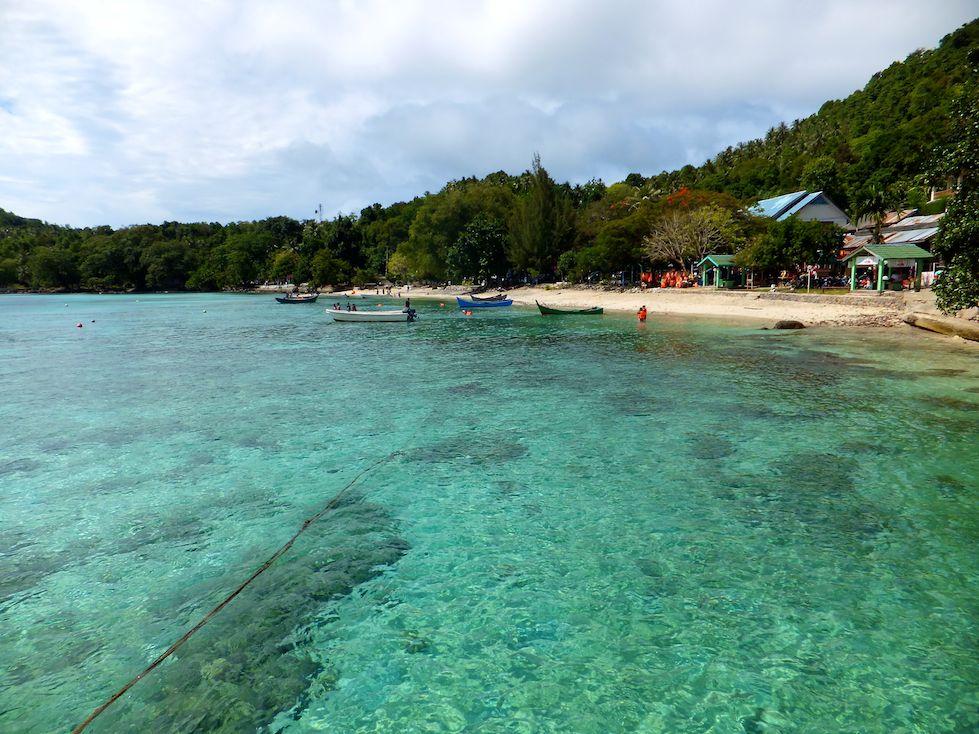 Pulau Weh….. Nein es tut nicht weh!
