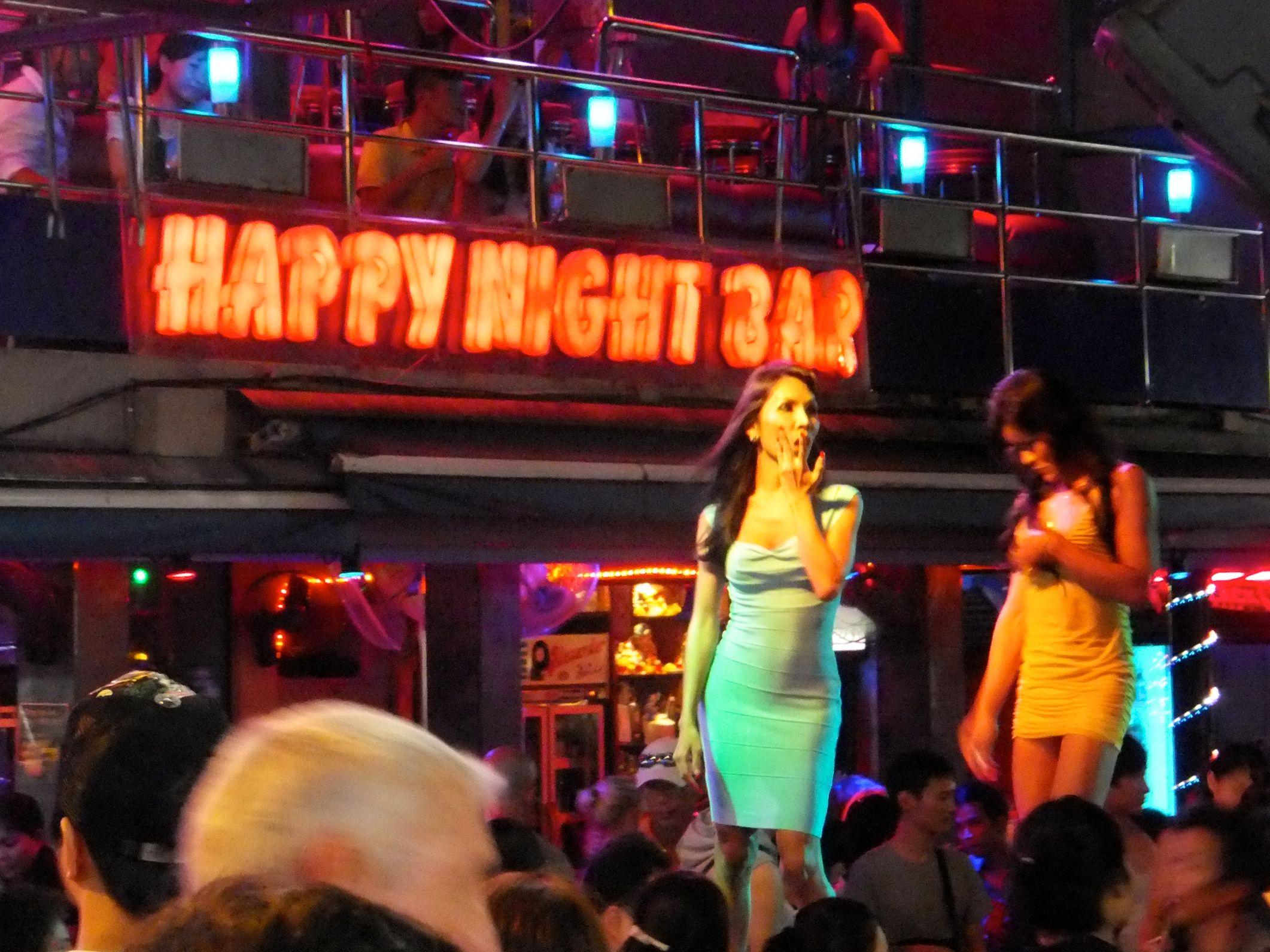 Happy (End) Nightbar – Ping Pong Phuket