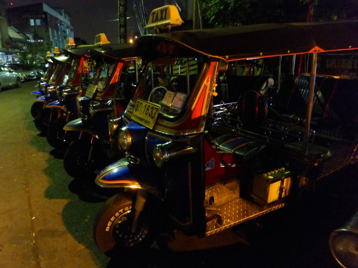 Bangkok – Die Stadt der Engel