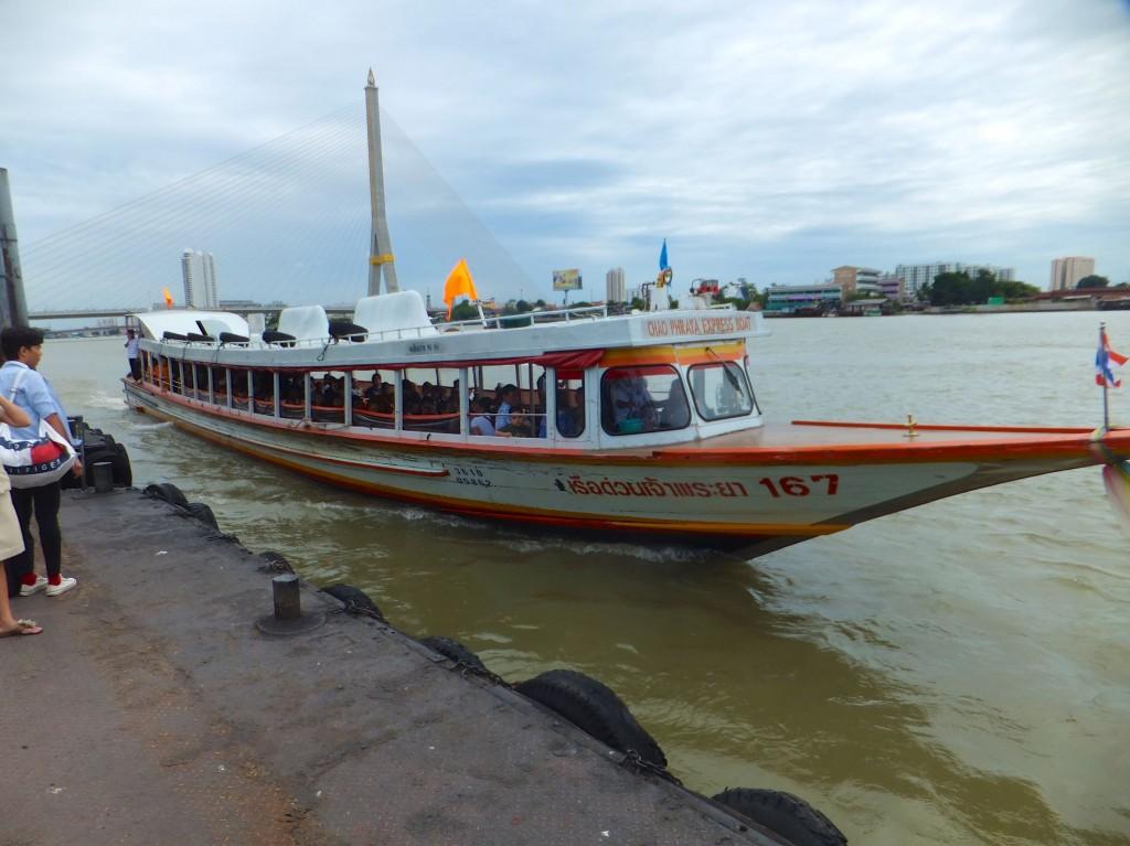 Bangkok Teil 2: Verkehrsmittel