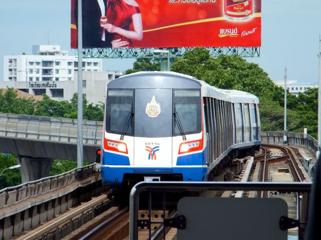 Sky-Train | Verkehrsmittel Bangkok