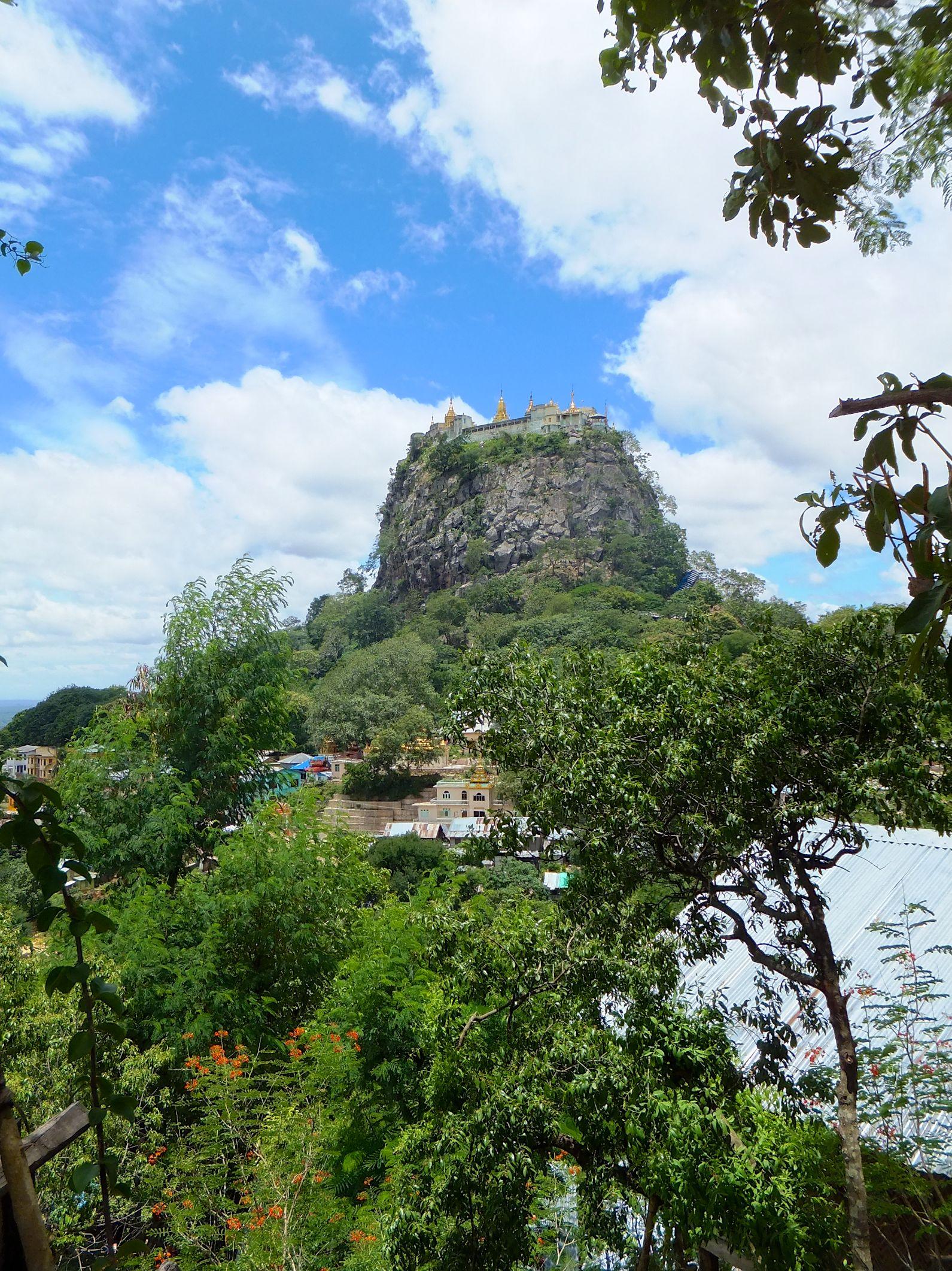 Der Mountain Popa