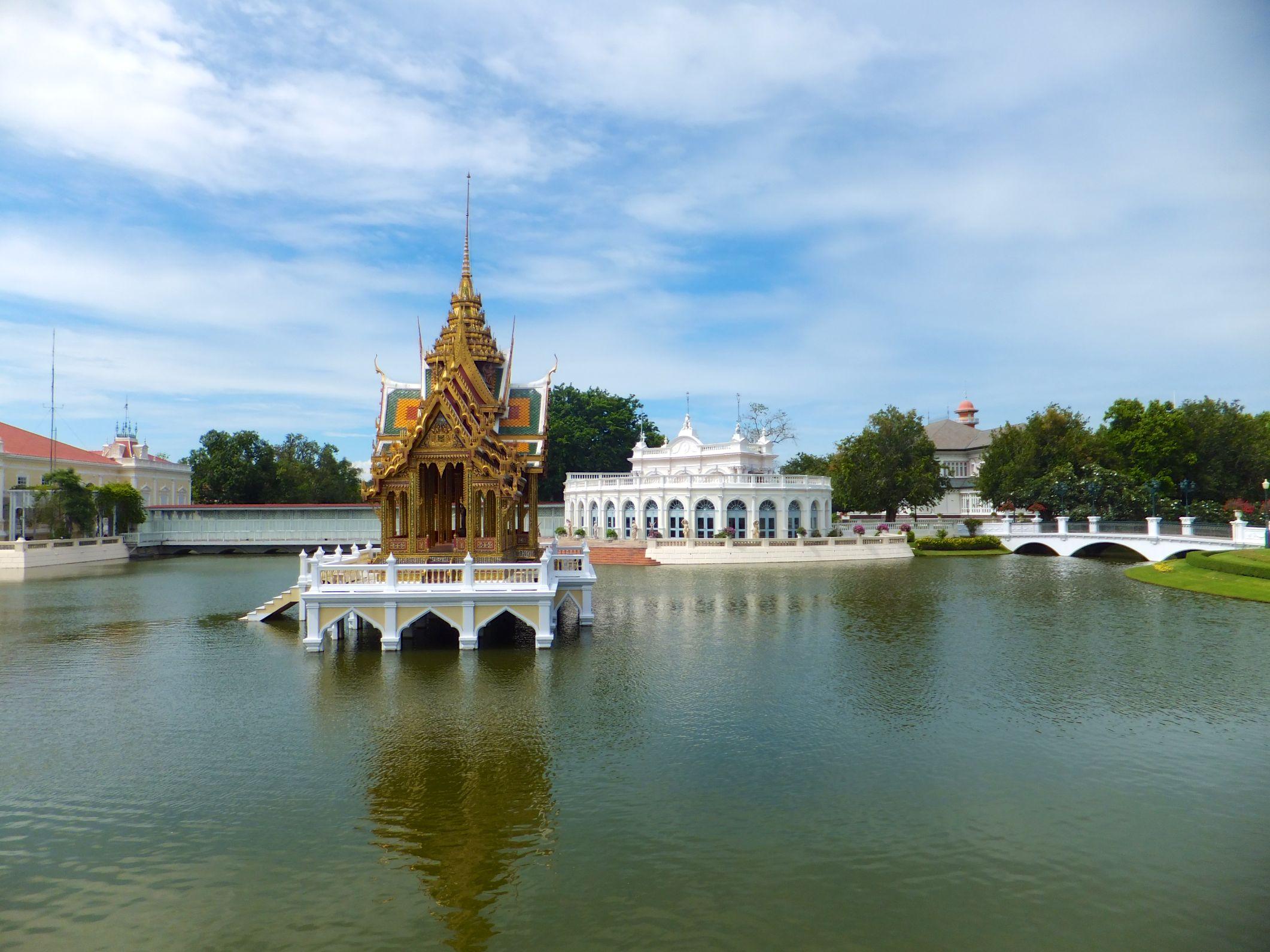 Ayutthaya – Einst eine Weltstadt in Zentralthailand