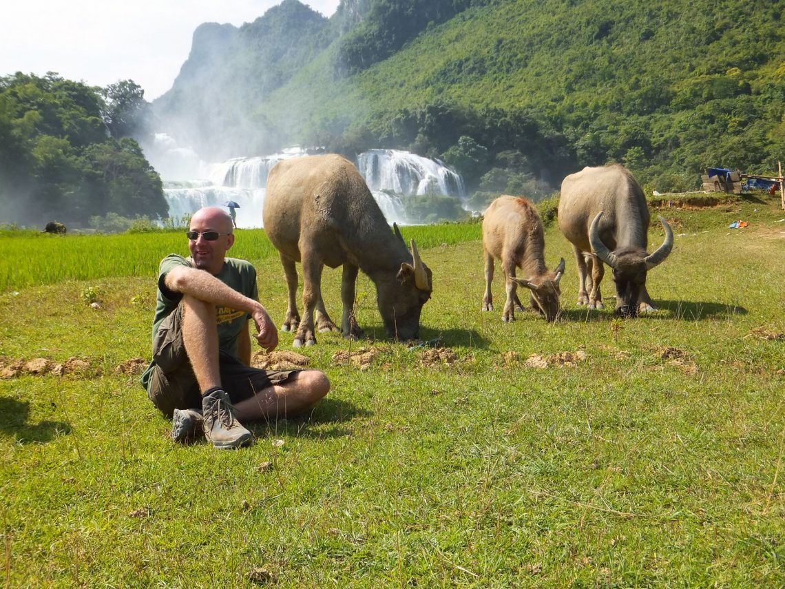 Ban Gioc Waterfall – Vietnam