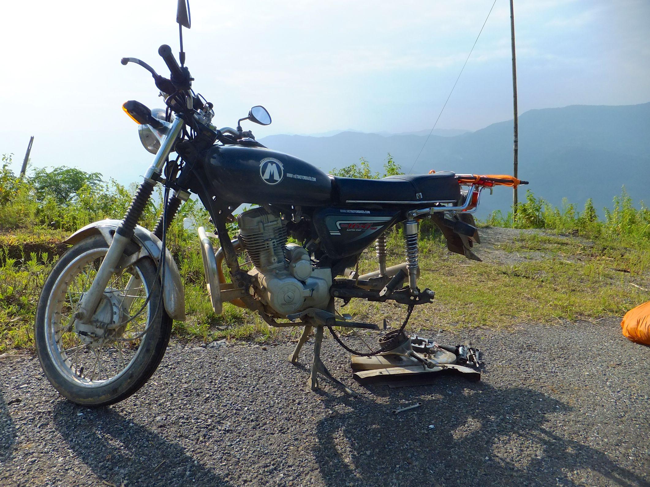 Road Trip North Vietnam – Part 2 (Verluste bei Mensch und Maschine)