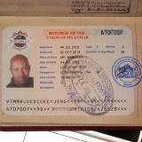 Visa-Run in Bangkok