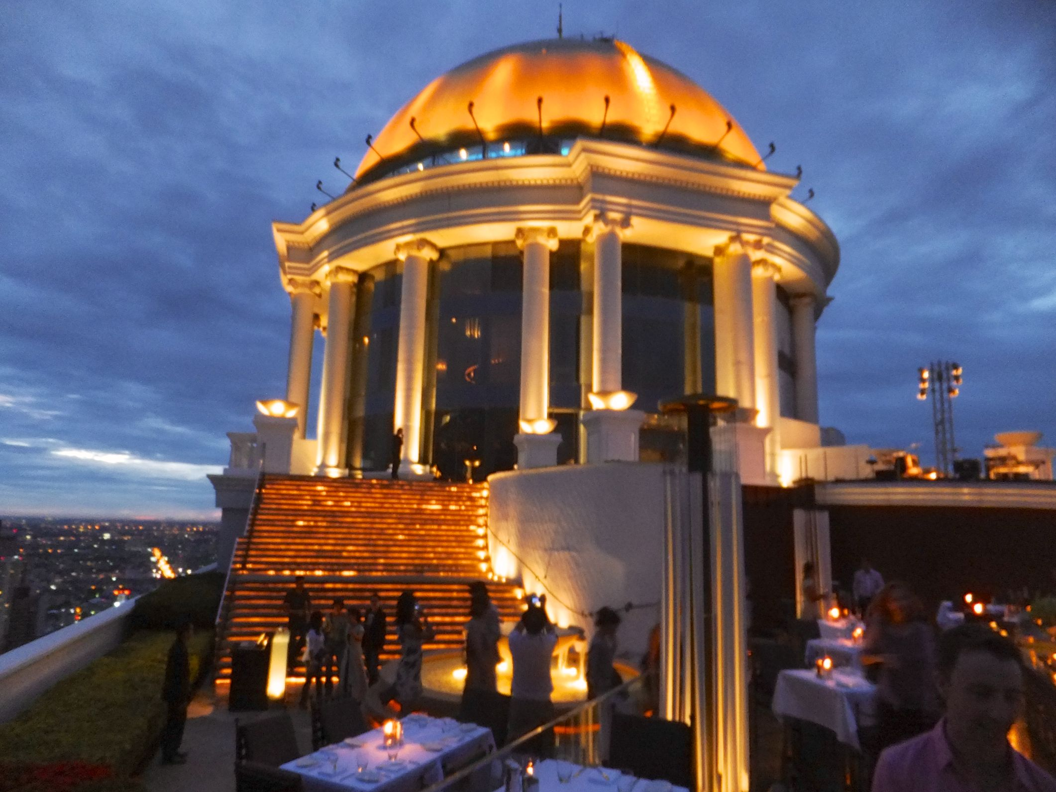 Skybar at lebua – Bangkok