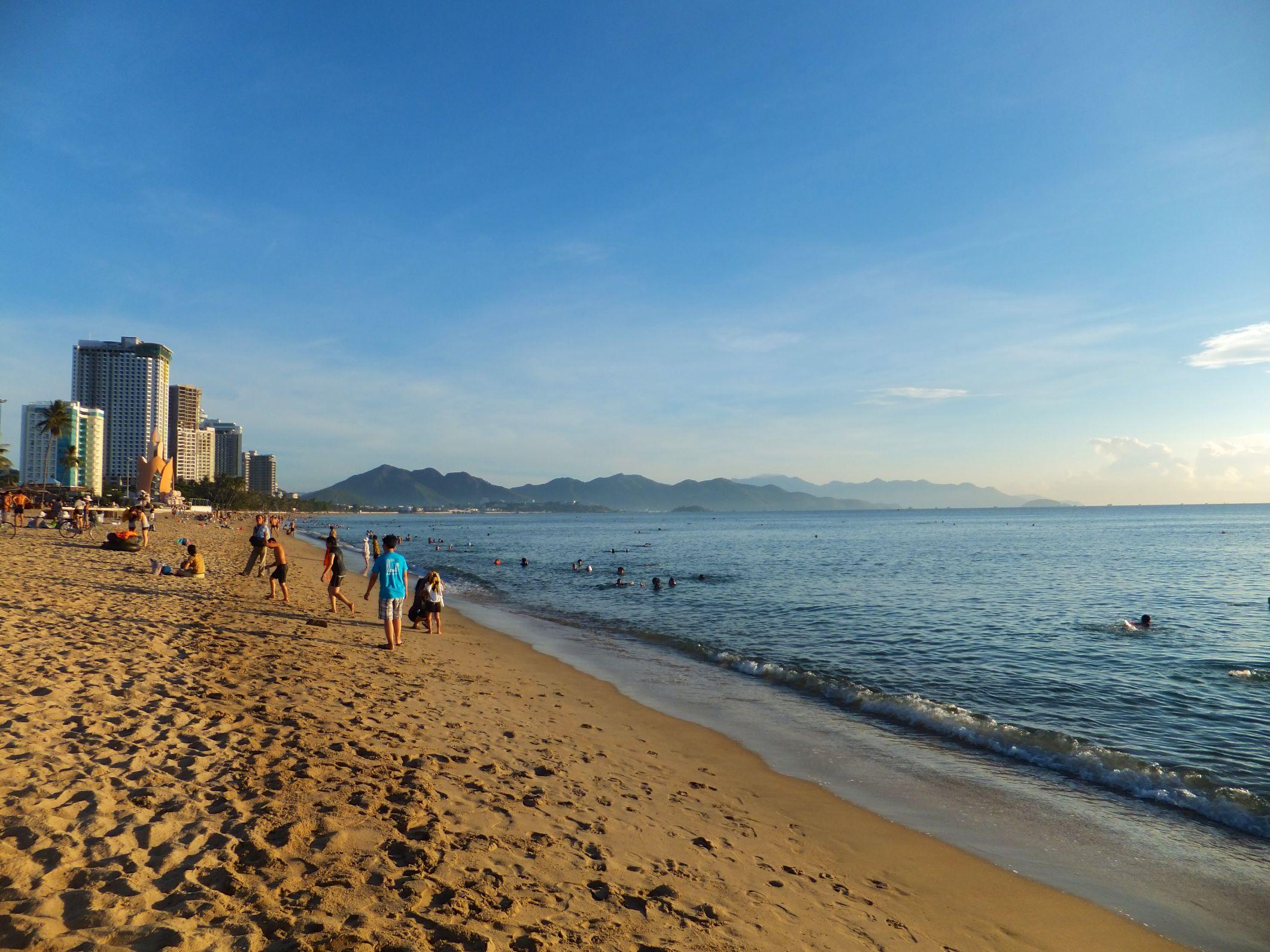 Es geht Richtung Süden – Nha Trang und sein Beach