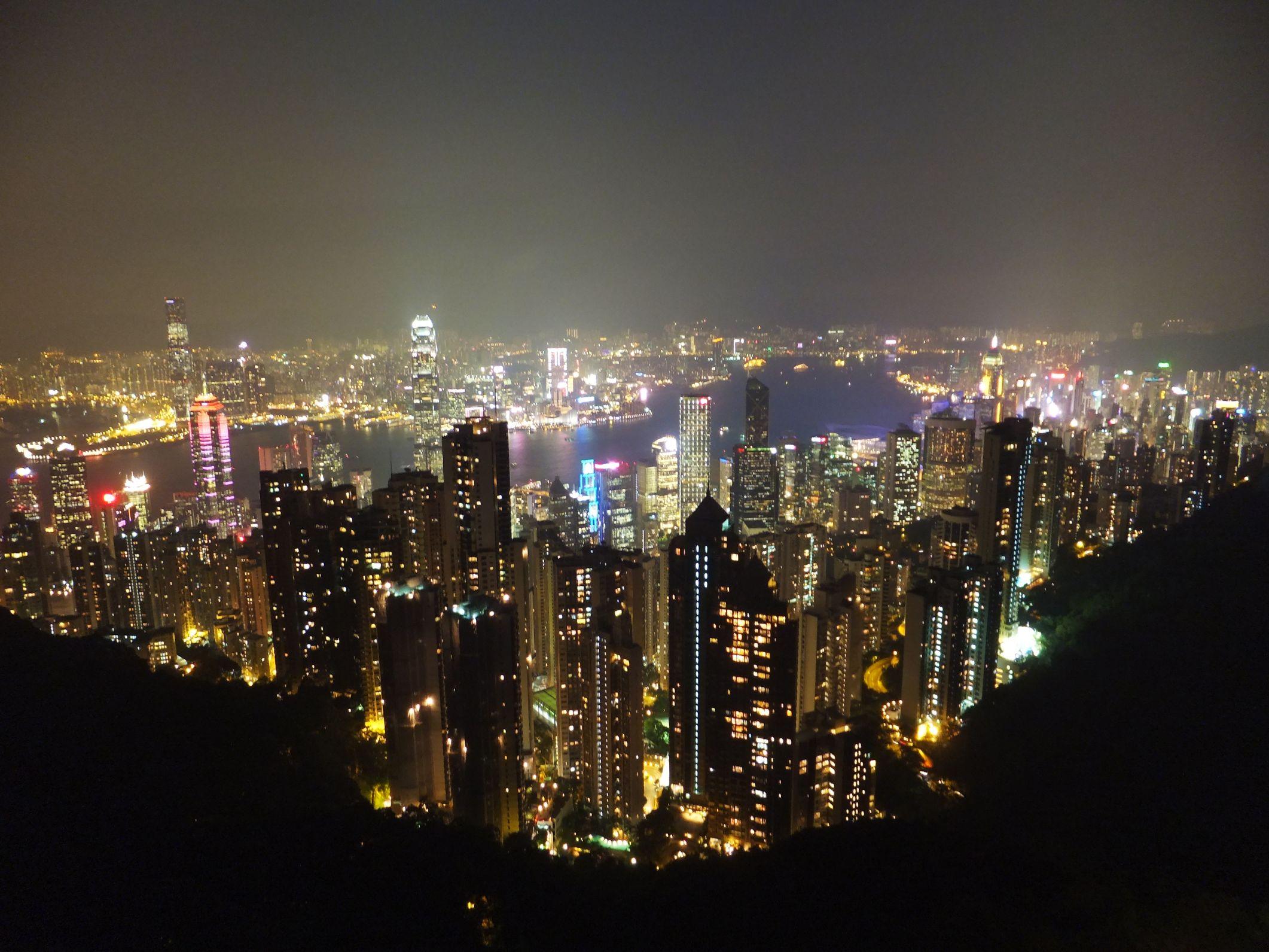 Beste Reisezeit Hongkong: Wetter und Klima