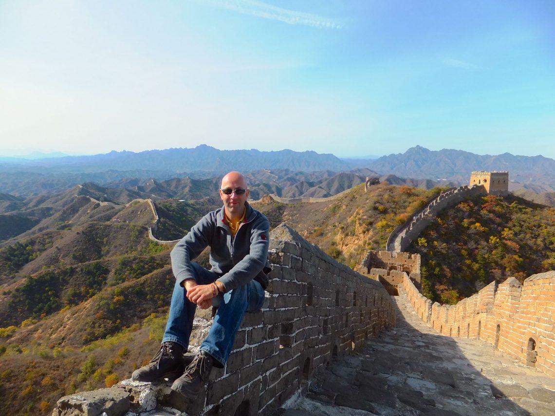 Jinshanling Great Wall - China