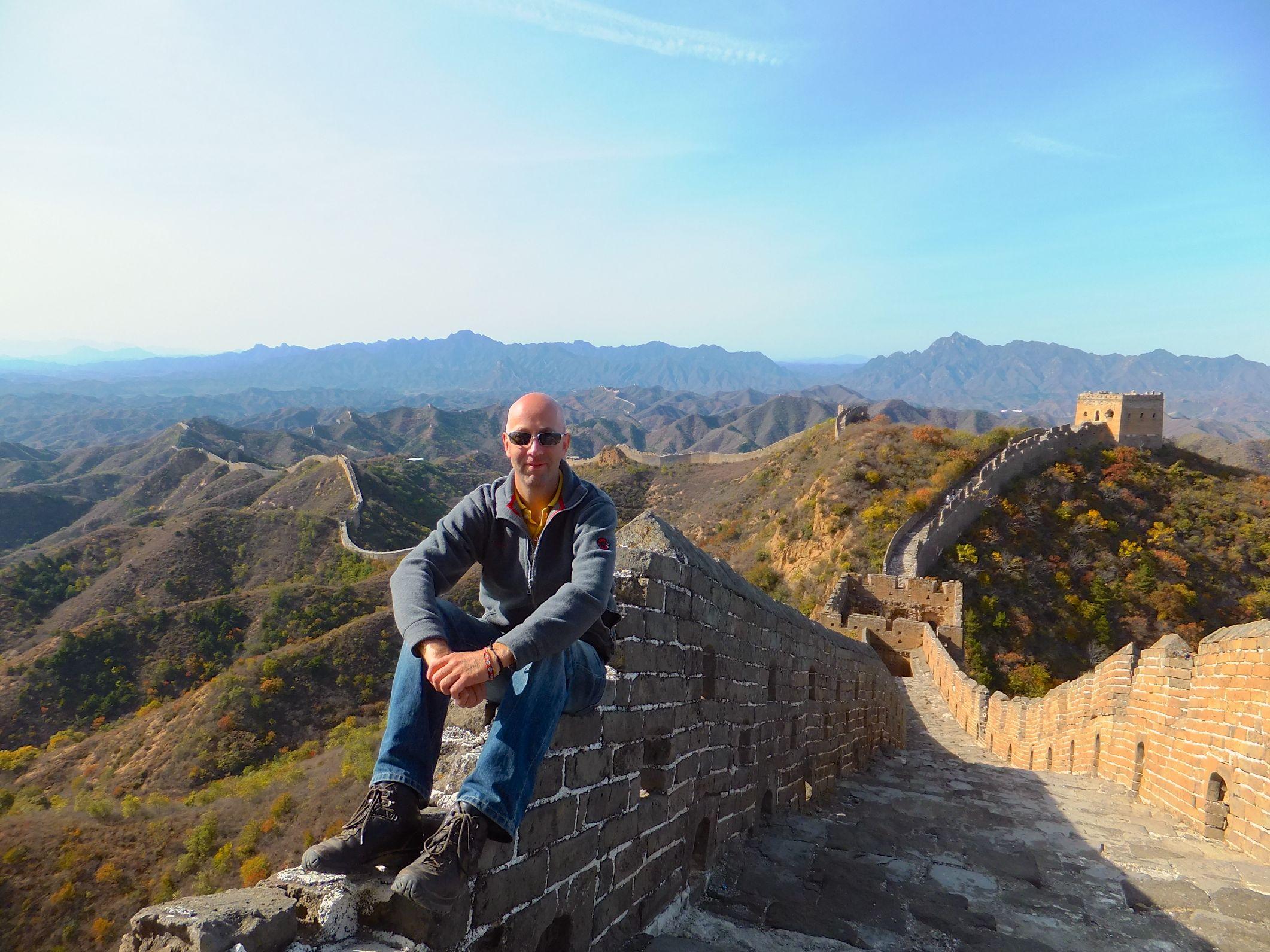 Die Große Mauer in Jinshanling