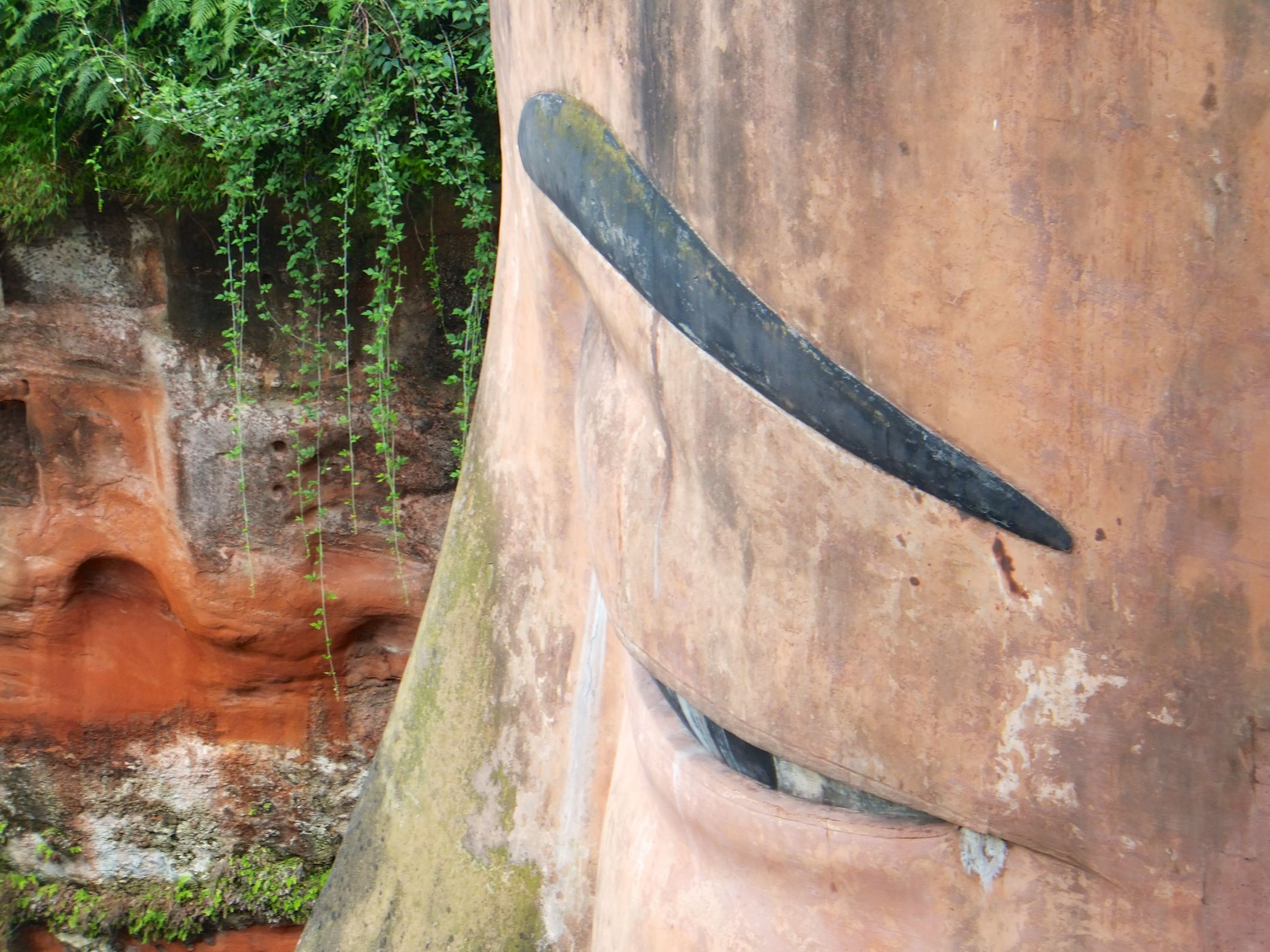 Giant Buddha - Leshan