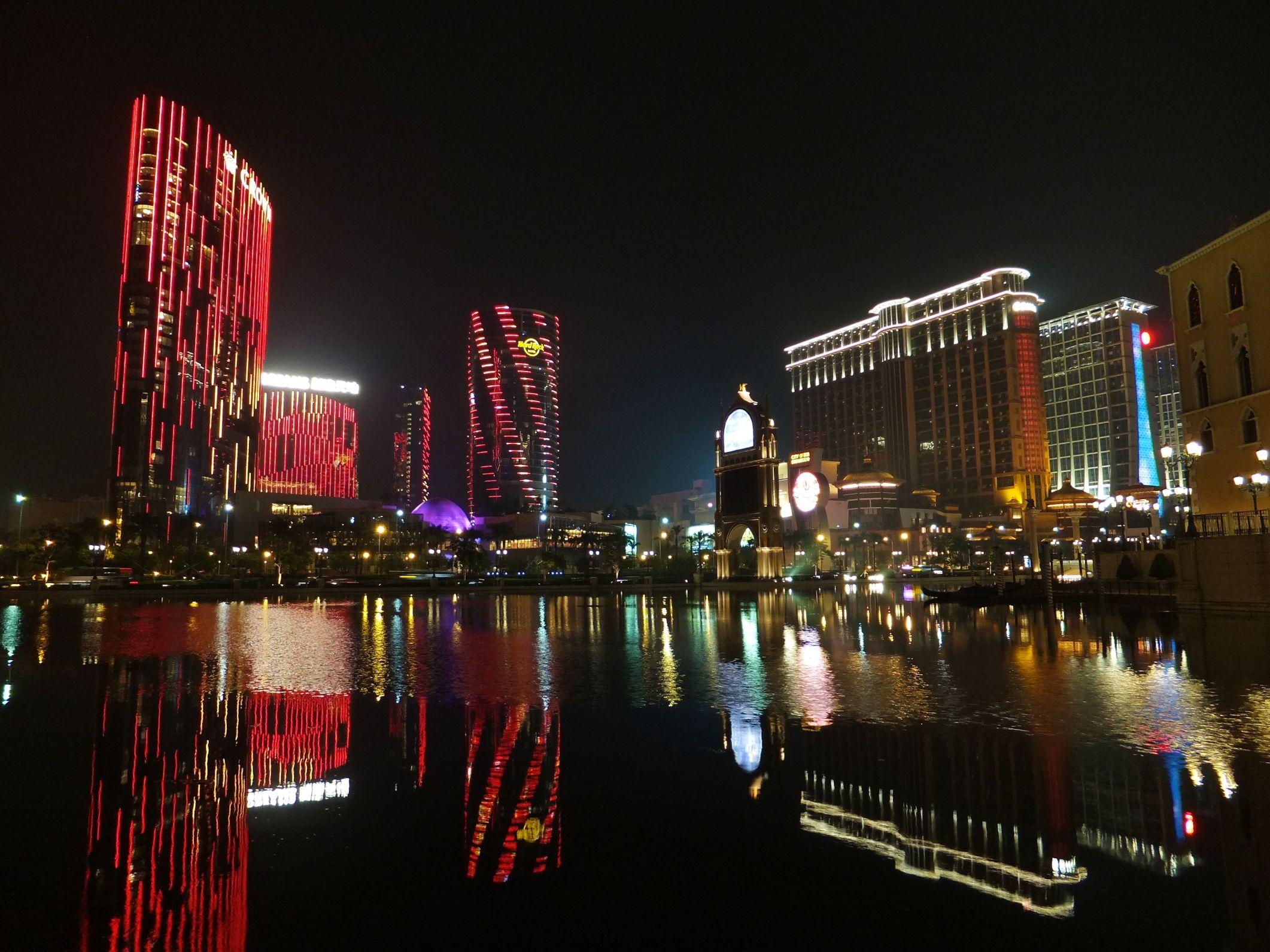 Ein Hauch von Las Vegas – Macau die Spielhölle der Chinesen