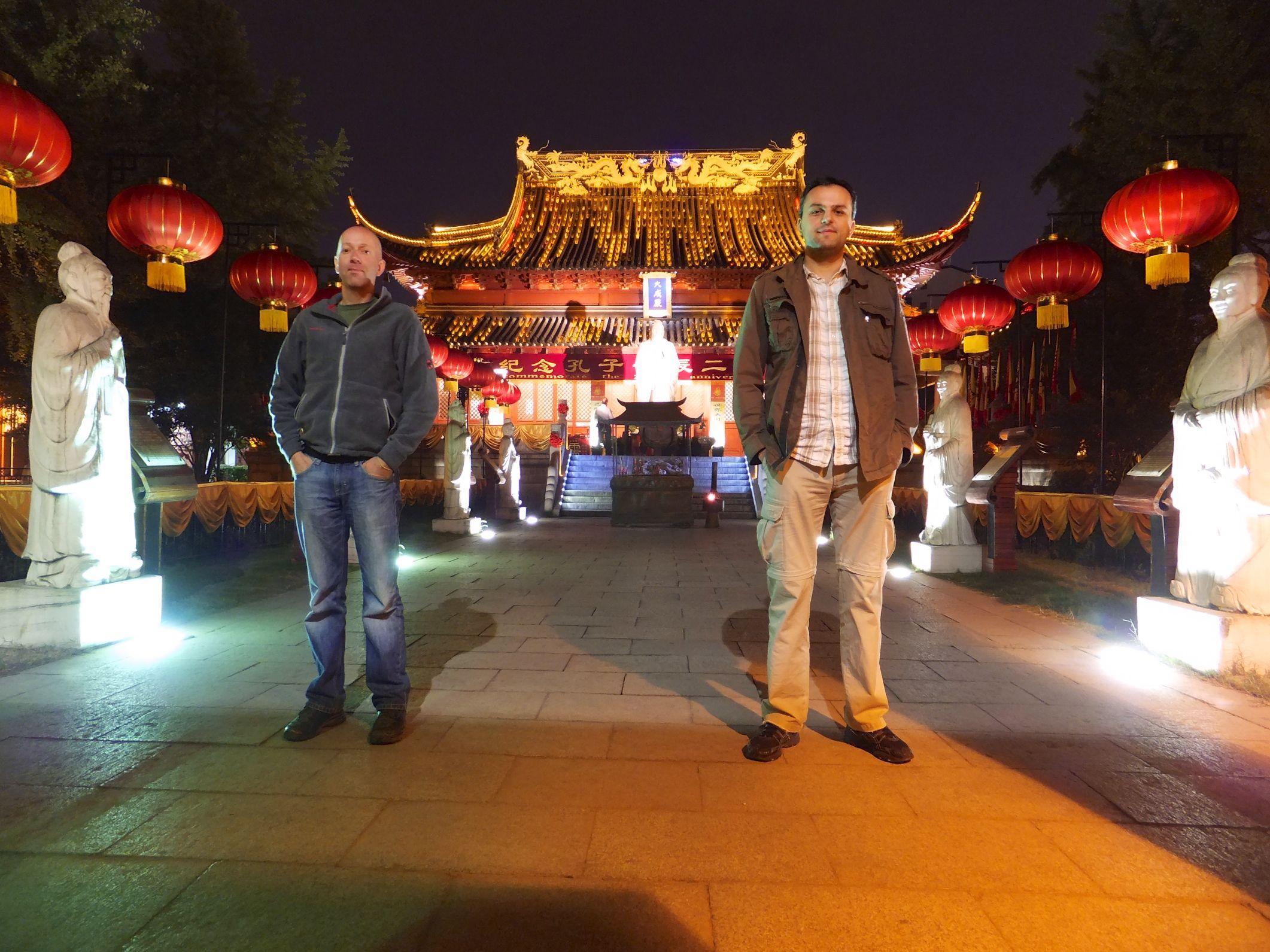 Nanjing – Zweitgrößte Stadt der Ostküste