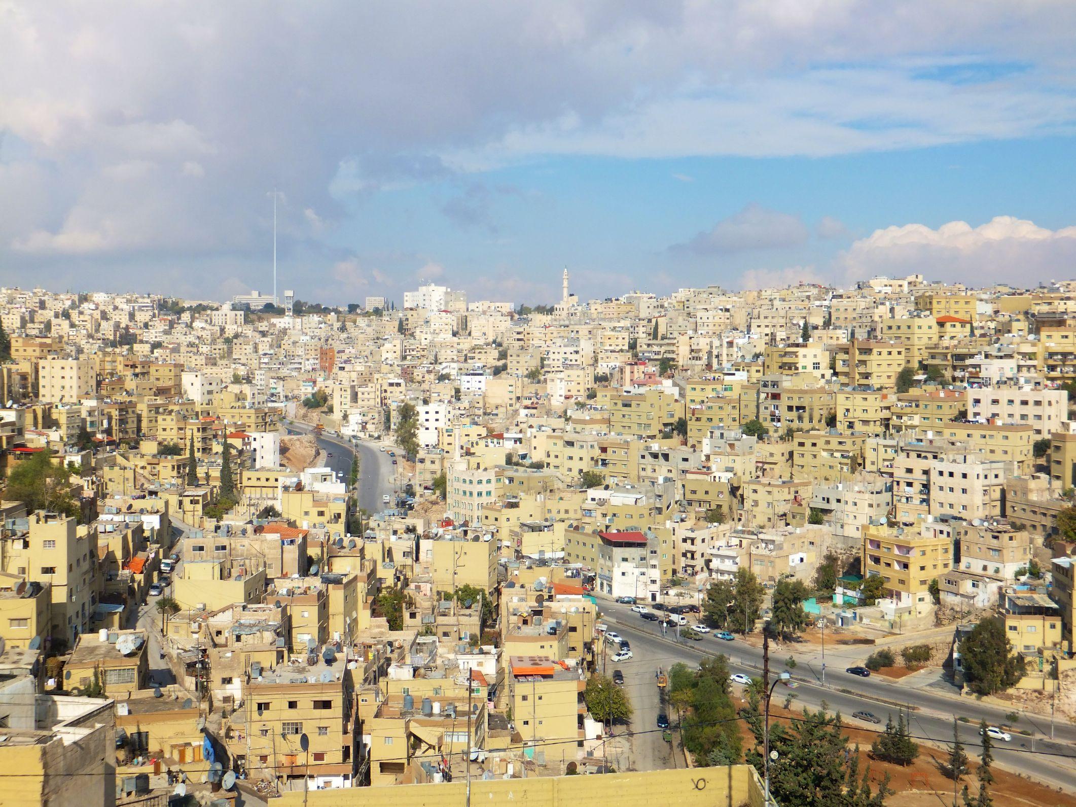 Amman – Eine Hauptstadt ohne Flair und Sightseeings