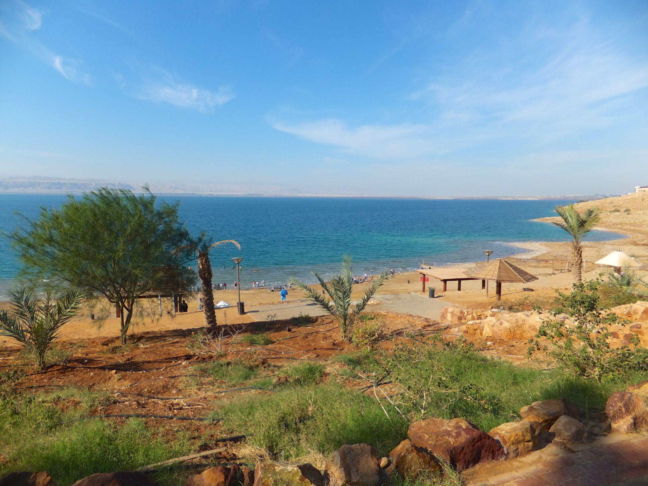 Dead Sea – Ein untergehen ist nicht möglich