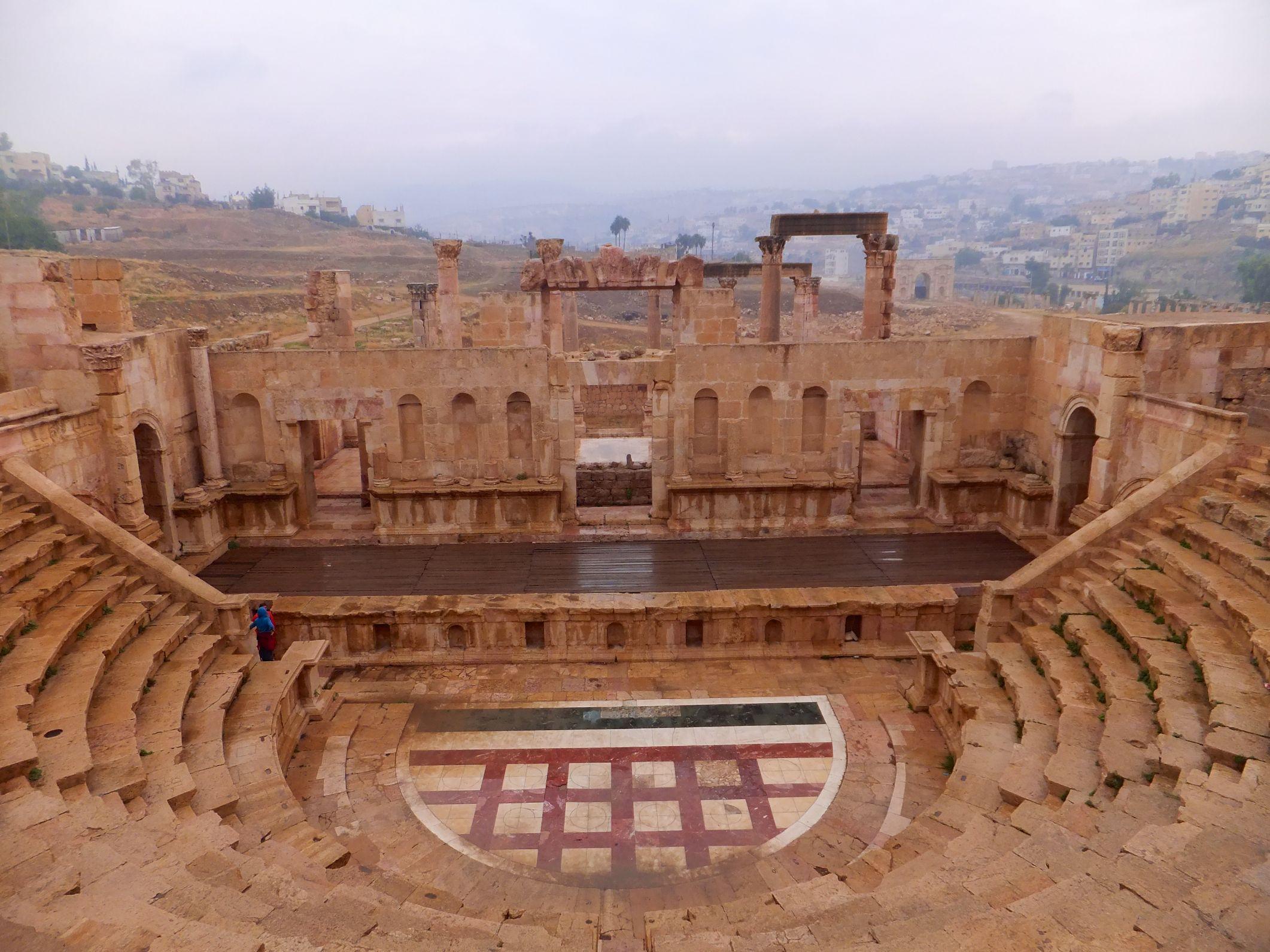 Jerash – Eine Handelsstadt unter römischer Herrschaft