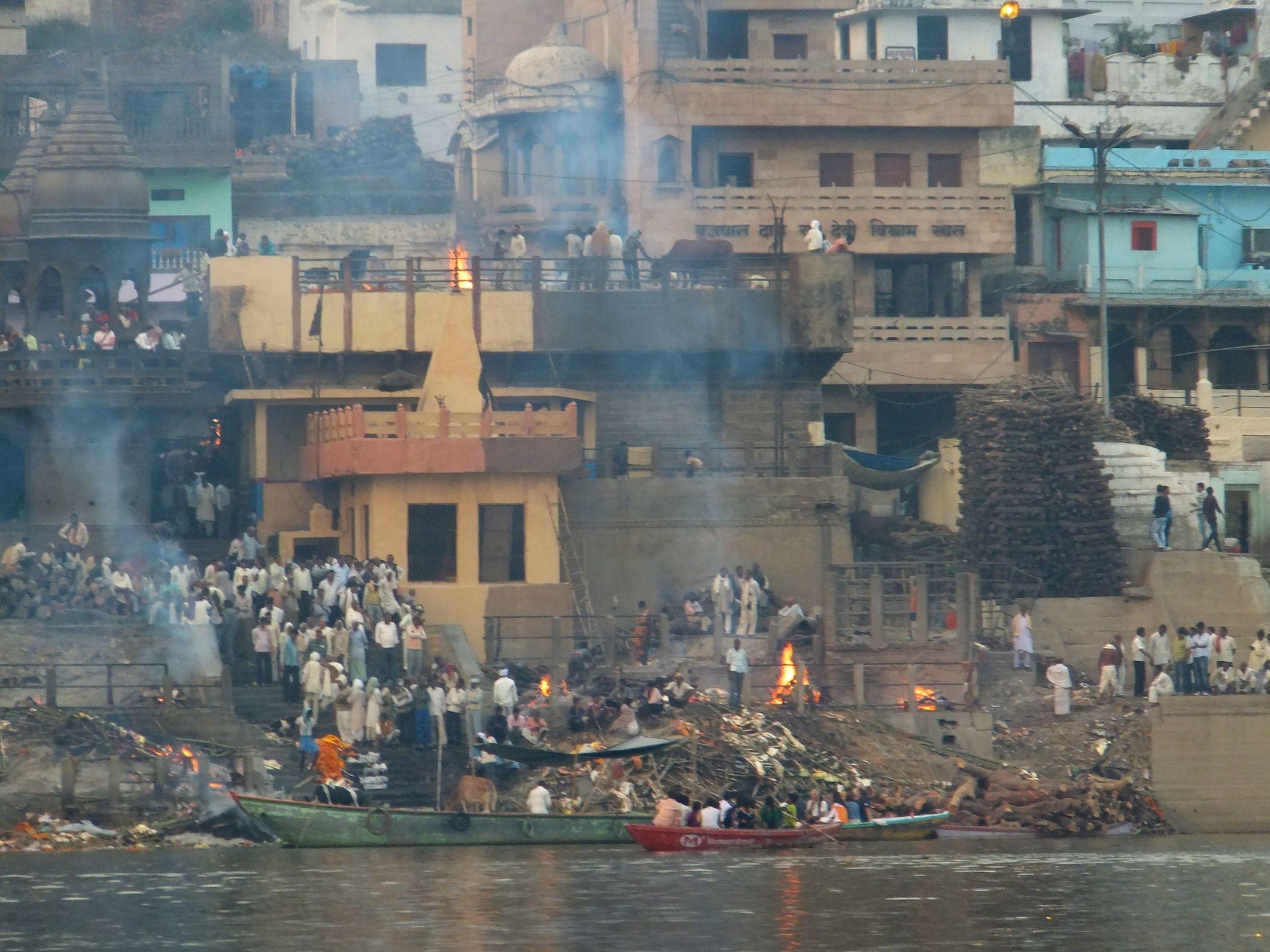 Varanasi – Die Stadt des letztes Ganges