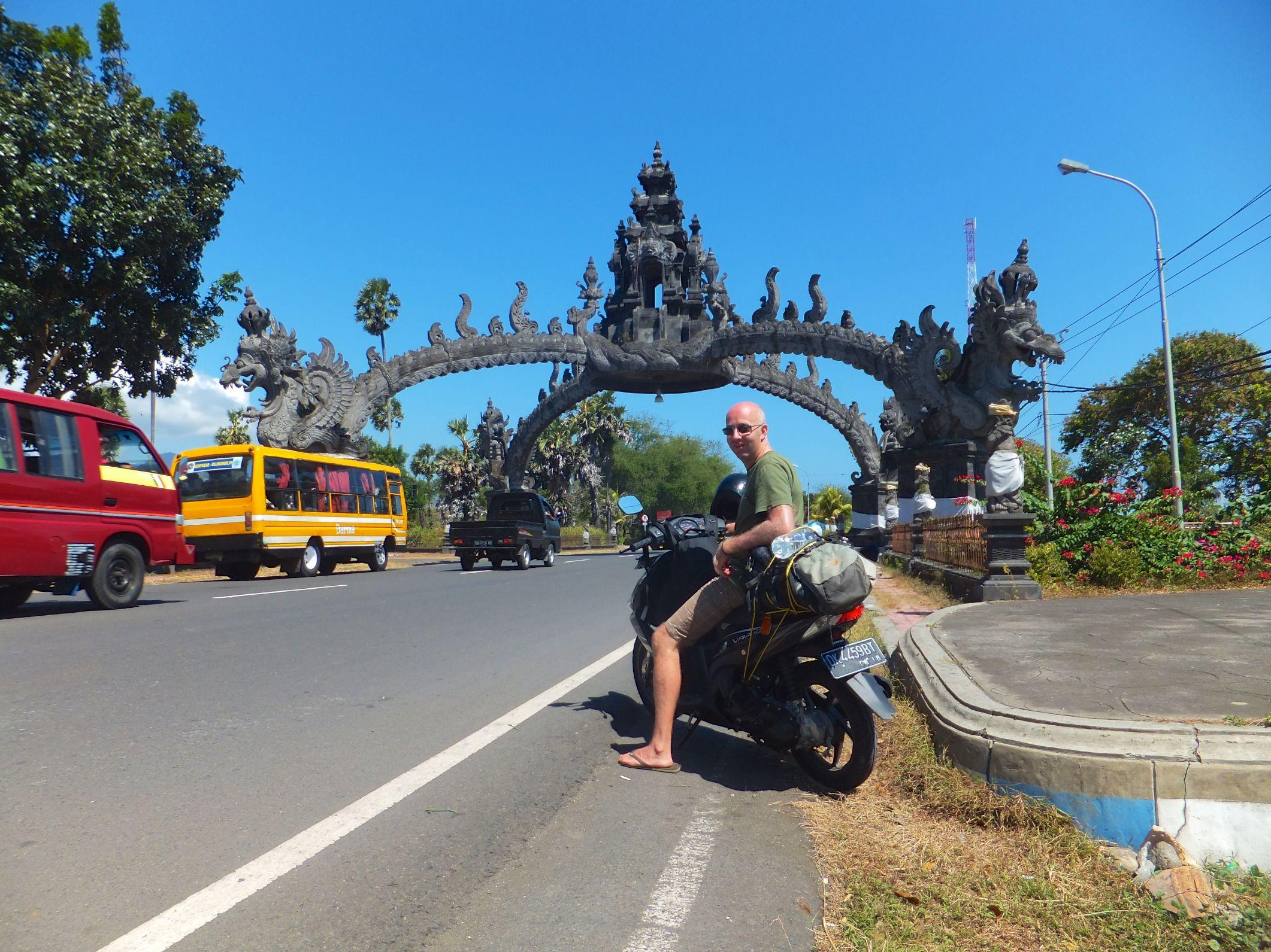 Gilimanuk Habour - Bali Indonesien