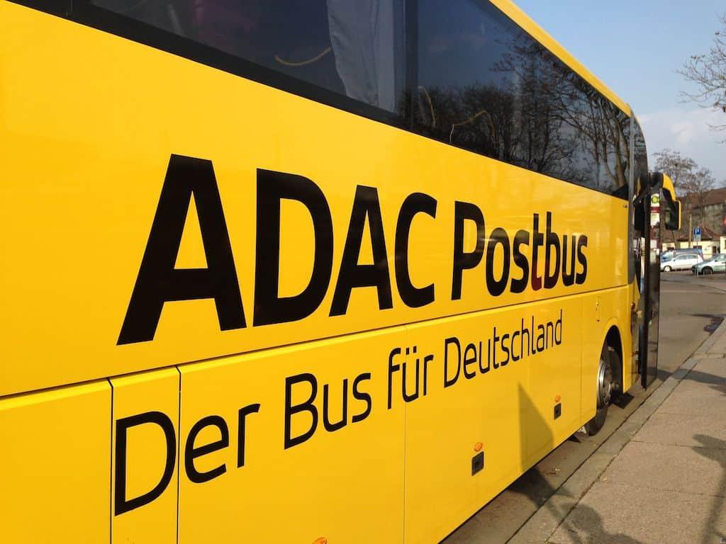 Der Praxistest: ADAC Postbus Busreisen – Die neuen Fernbusse in Deutschland