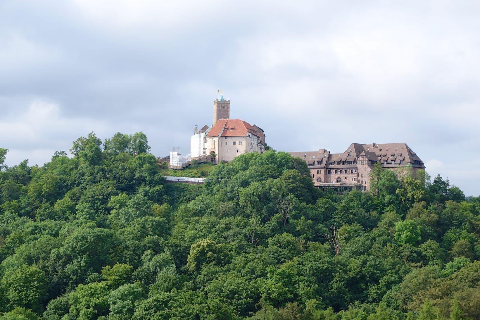 Es thront über Eisenach – Die Wartburg