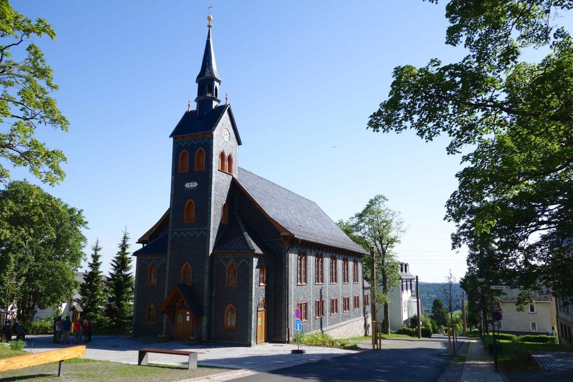 Kirche Neuhaus am Rennweg