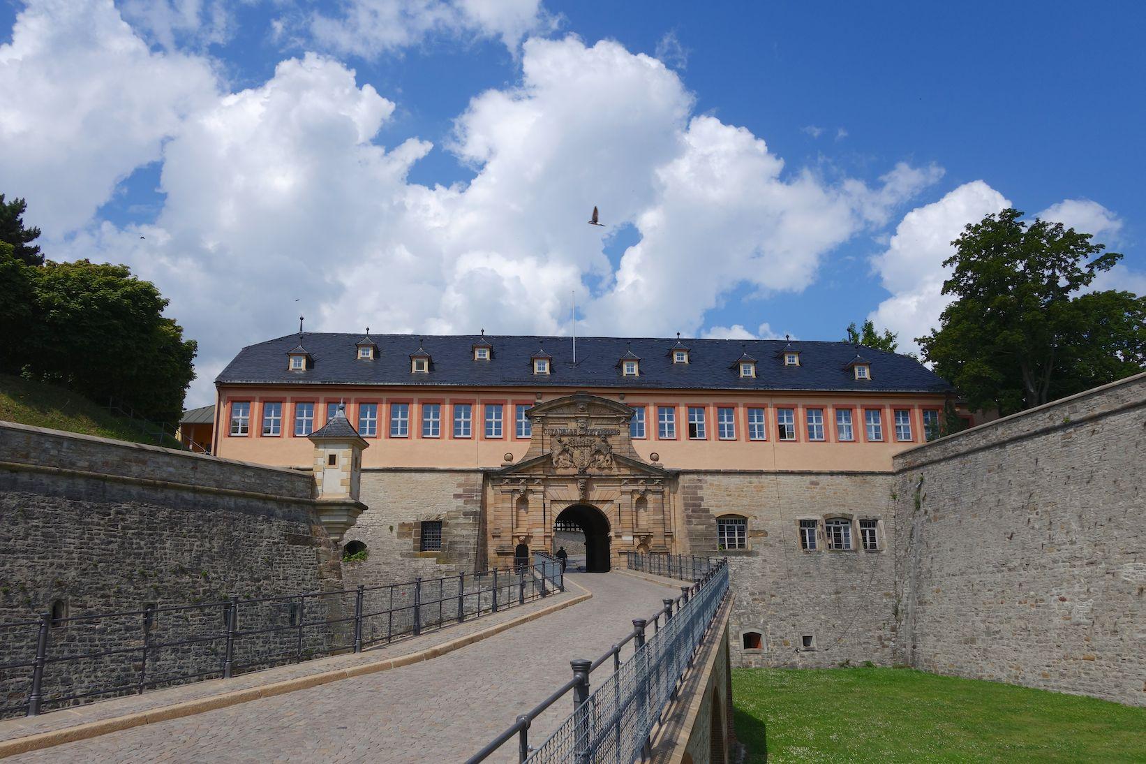 Der Petersberg in Erfurt