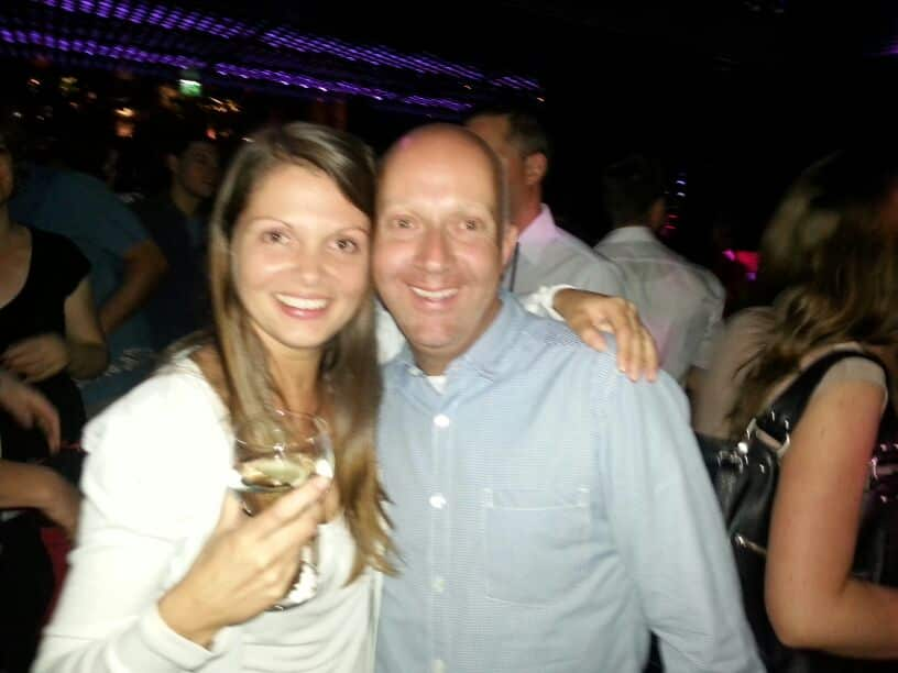 Party mit Christina in der Bettel-Alm