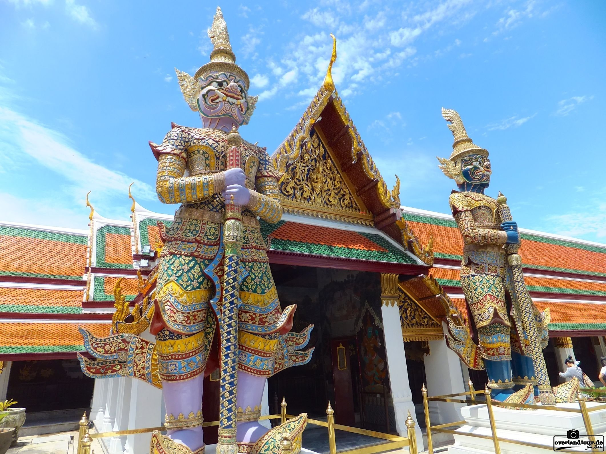 Bangkok – The Grand Palace