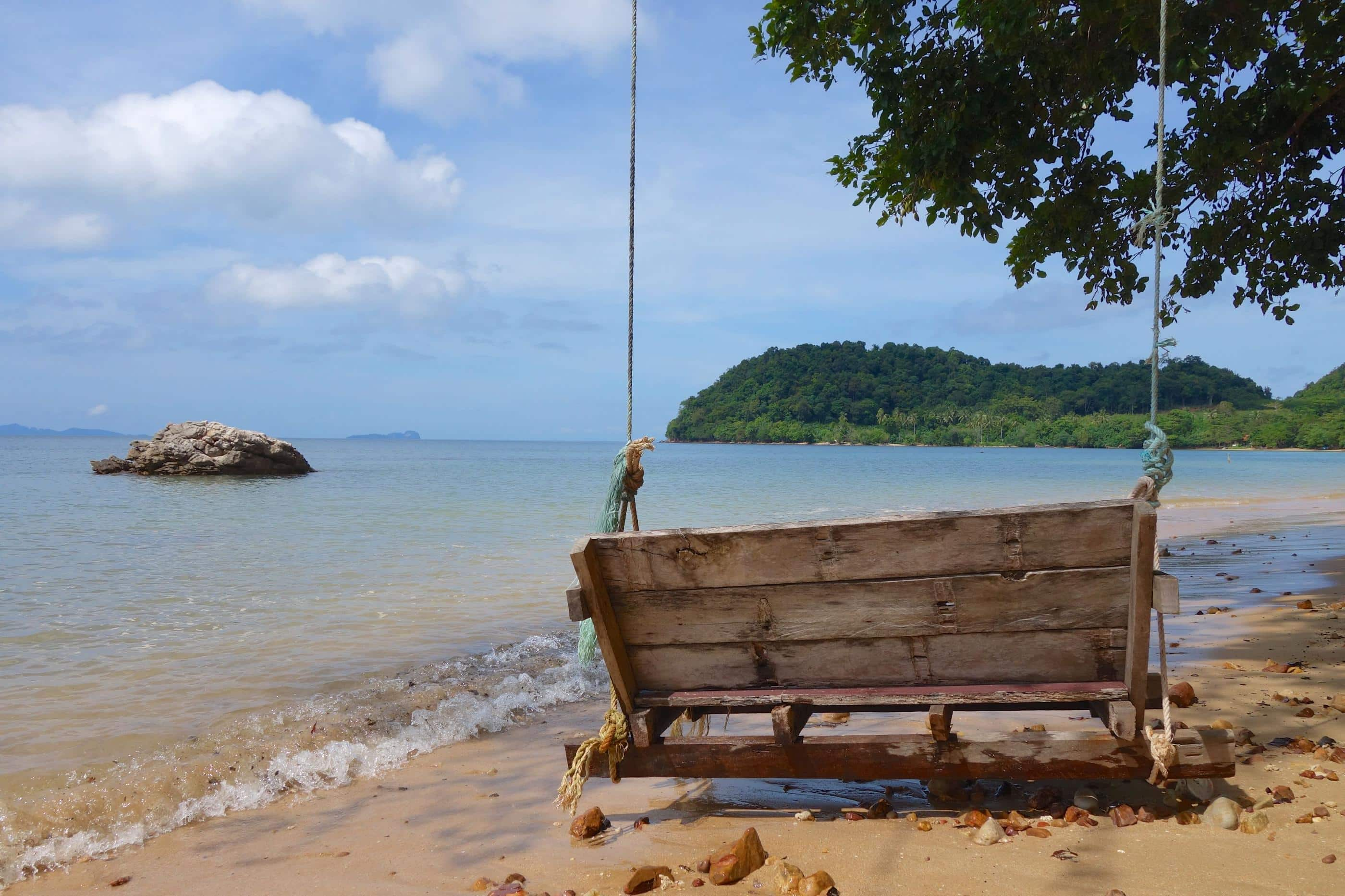 Relax on Koh Jum