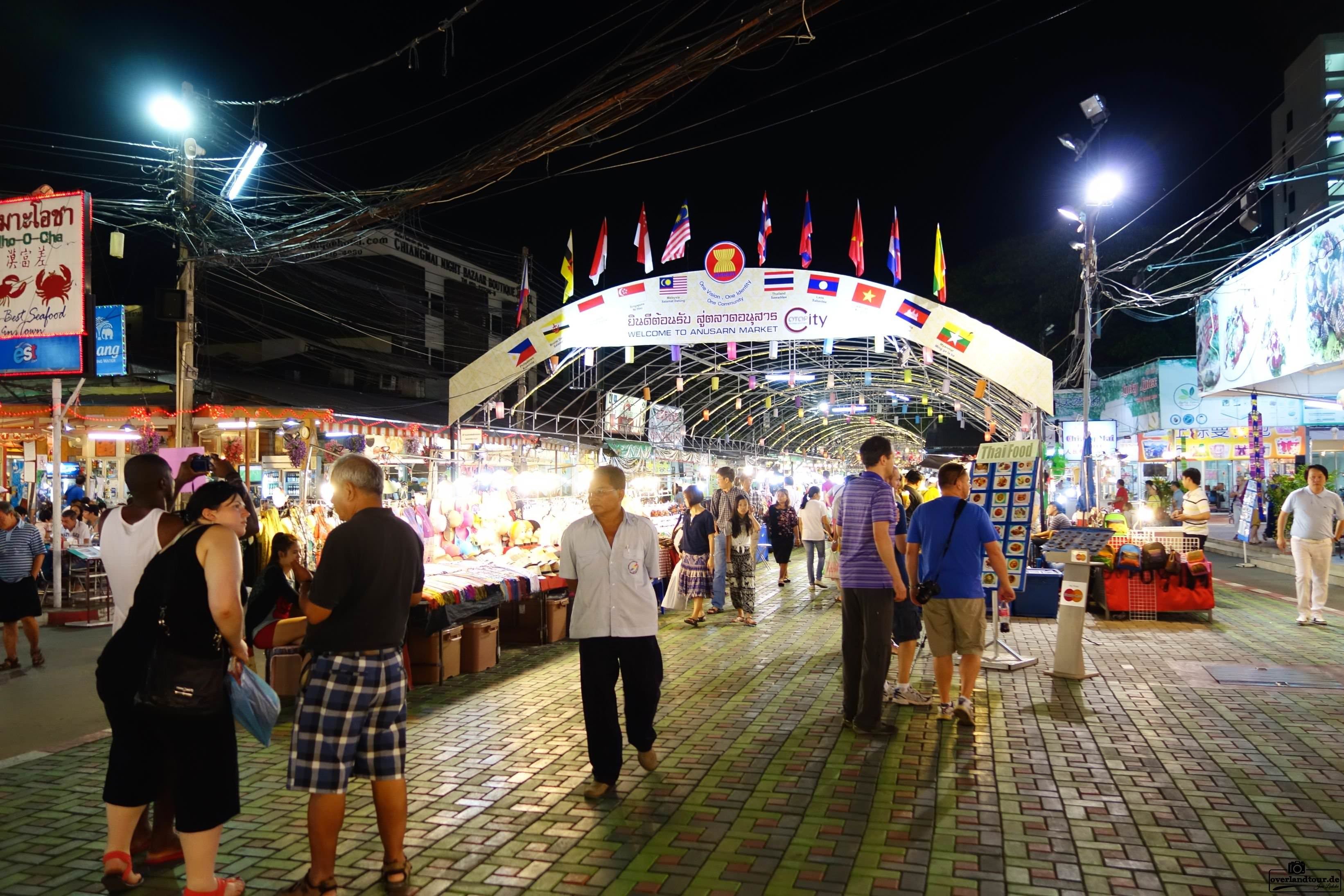 Chiang Mai - Night Market