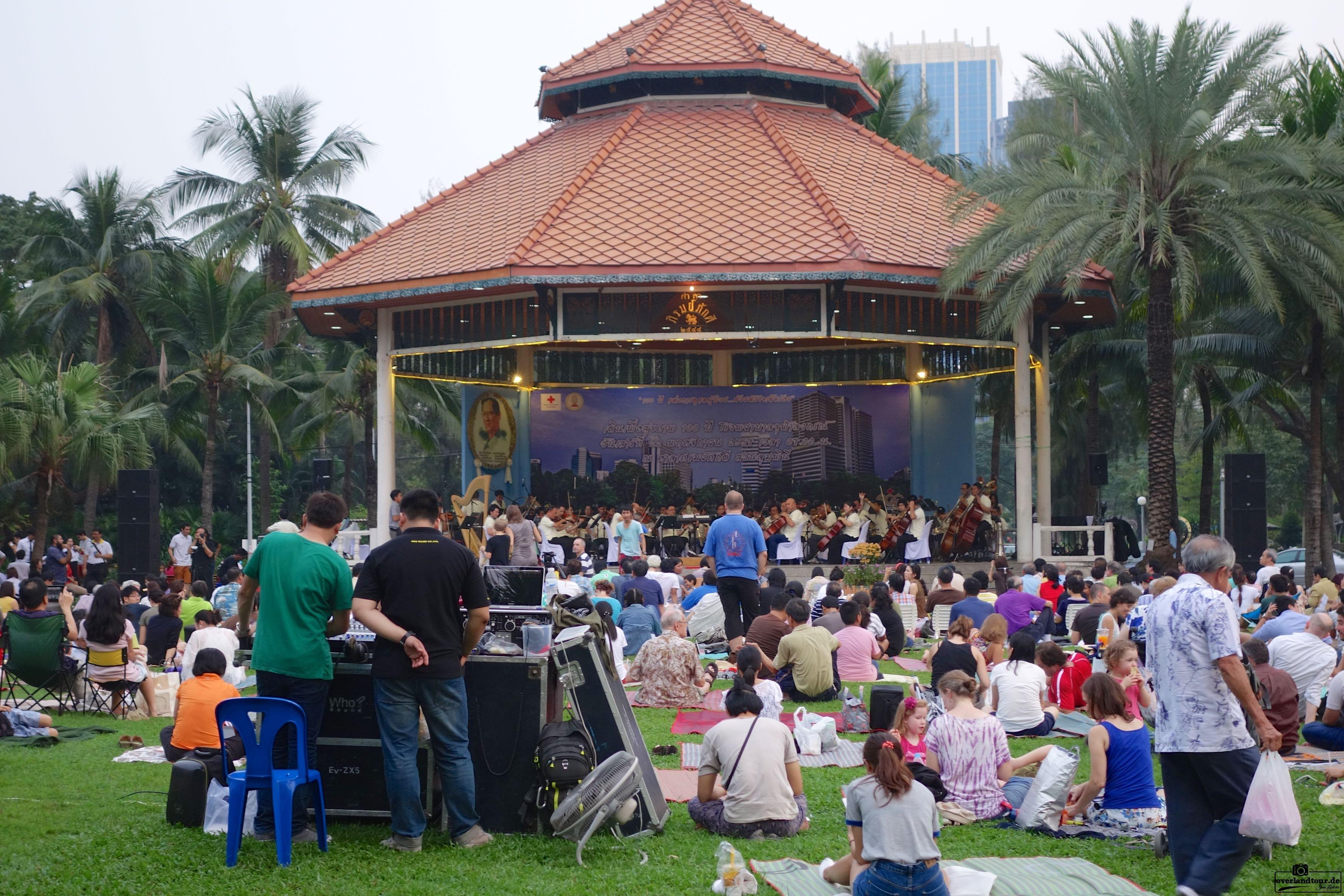 Der Lumphini-Park – Die grüne Lunge von Bangkok