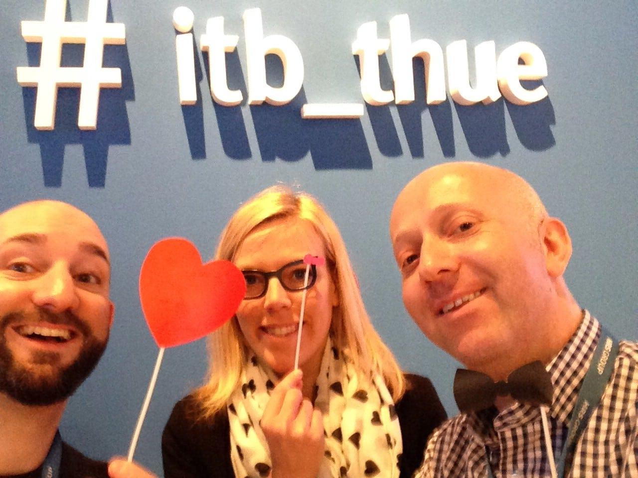 Alle guten Dinge sind drei – Die ITB aus einer Bloggersicht