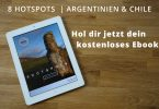 Ebook 8 Hotspots | ARGENTINIEN & CHILE