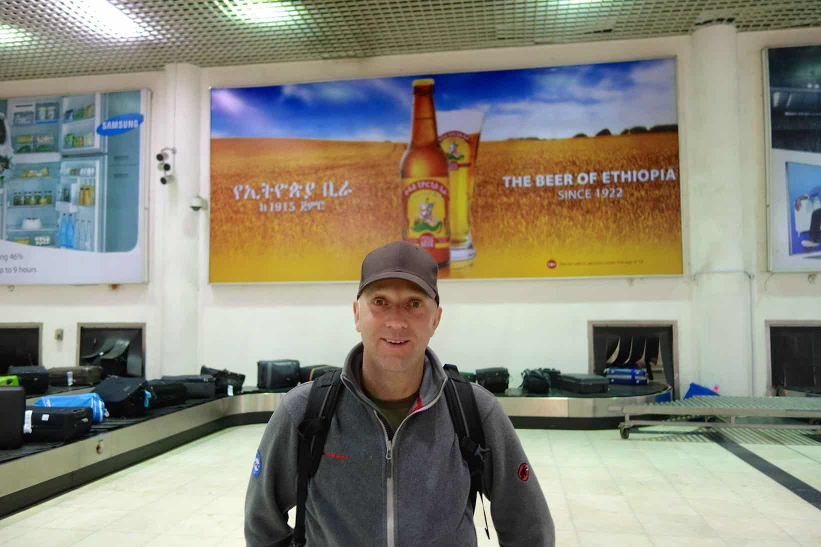 Addis Abeba – Touchdown in Afrika