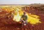 Der neonfarbende Dallol - Danakil Depression - Äthiopien